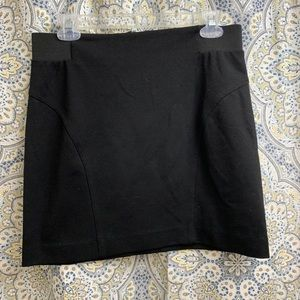 Michael Kors Black Mini Skirt